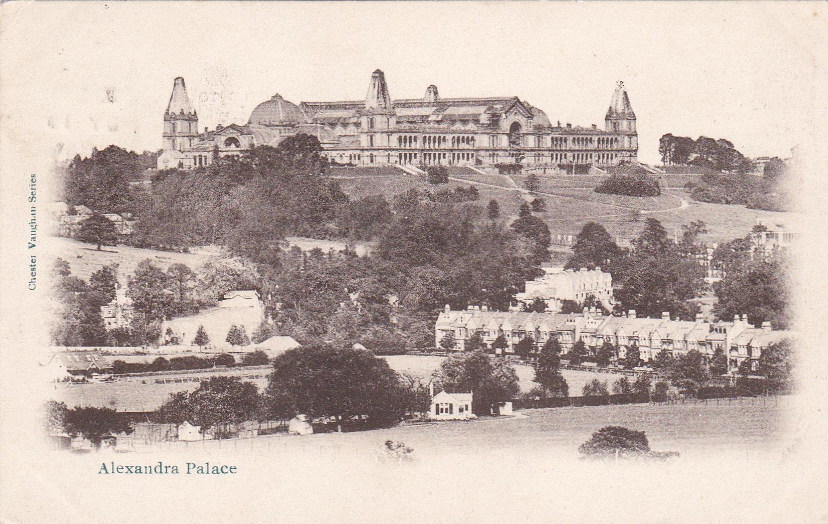 Alexandra Palace 1905