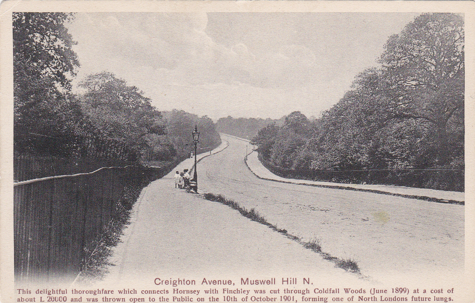 Creighton Avenue 1901