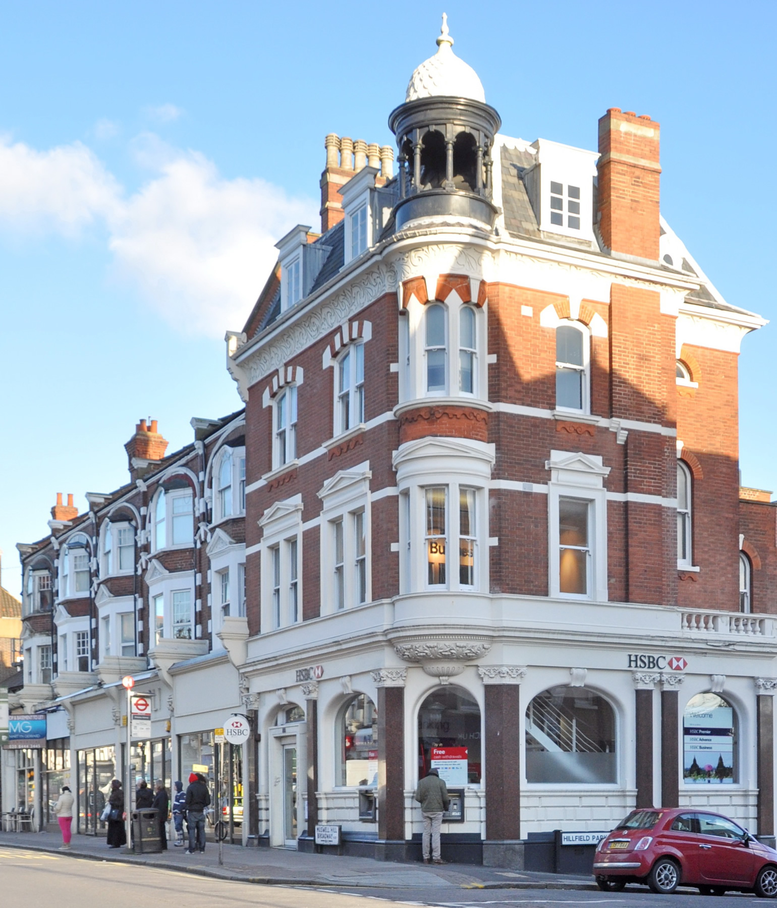 88-114 Muswell Hill Broadway