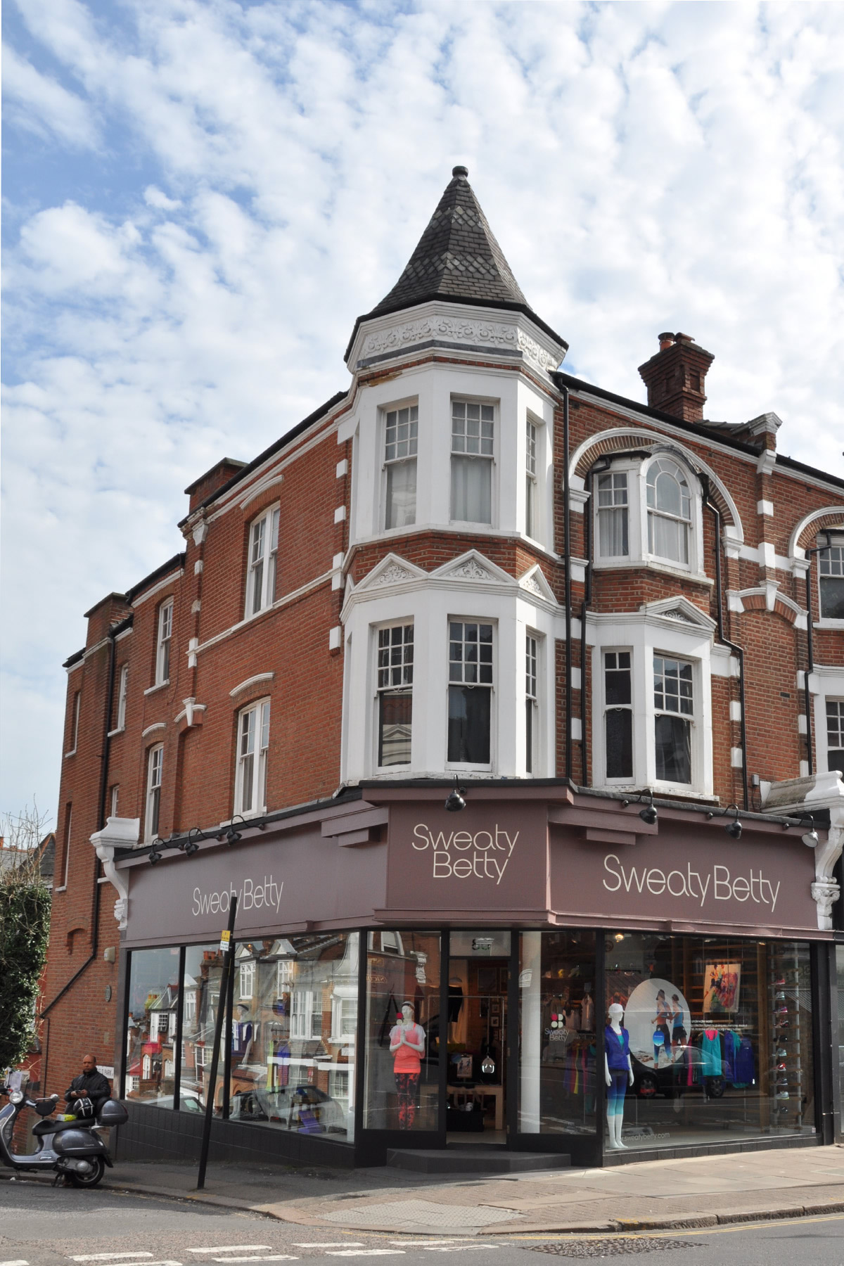 80 Muswell Hill Broadway