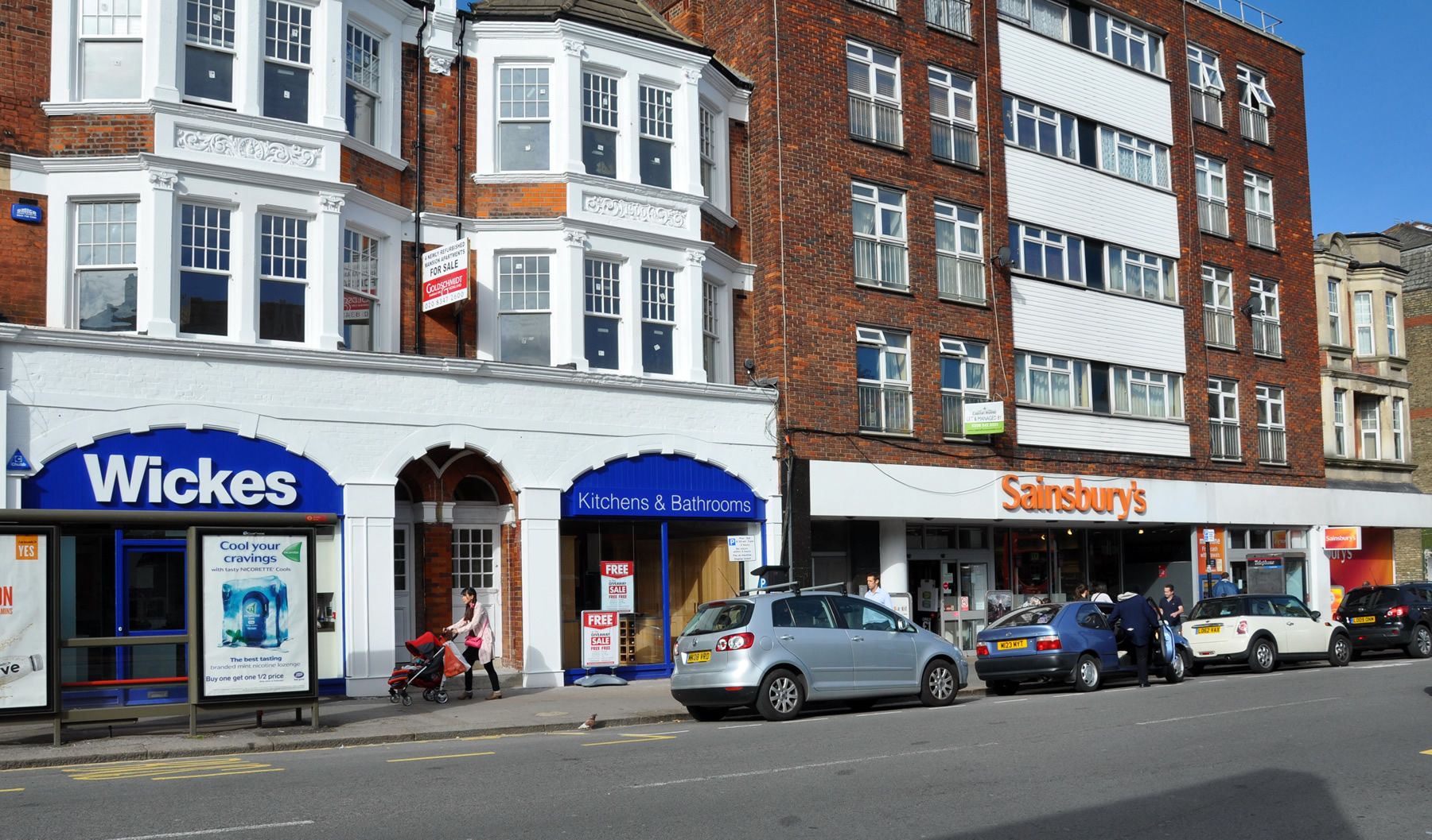 12 - 28 Fortis Green Road