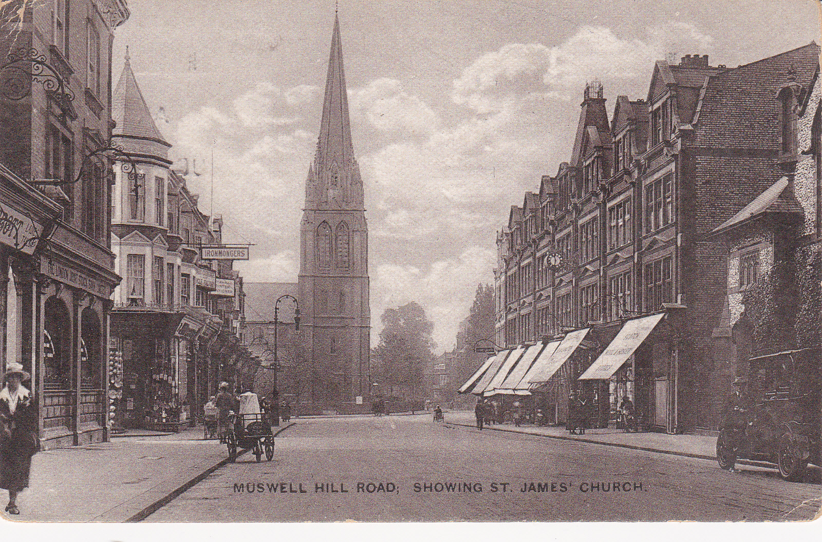 Muswell Hill Broadway 1923