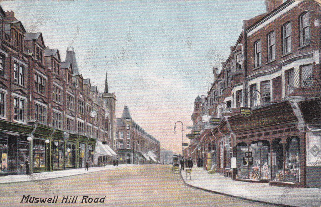 Pre 1947 Images Muswell Hill Amp Fortis Green Association
