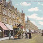 Muswell Hill Broadway circa 1890's