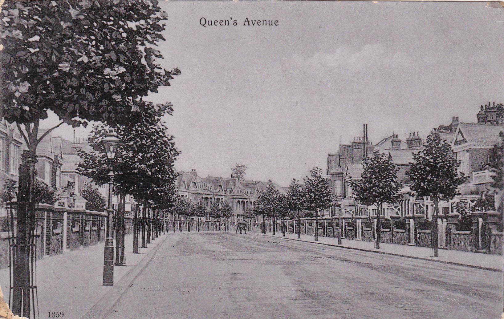 Queens Avenue 1906