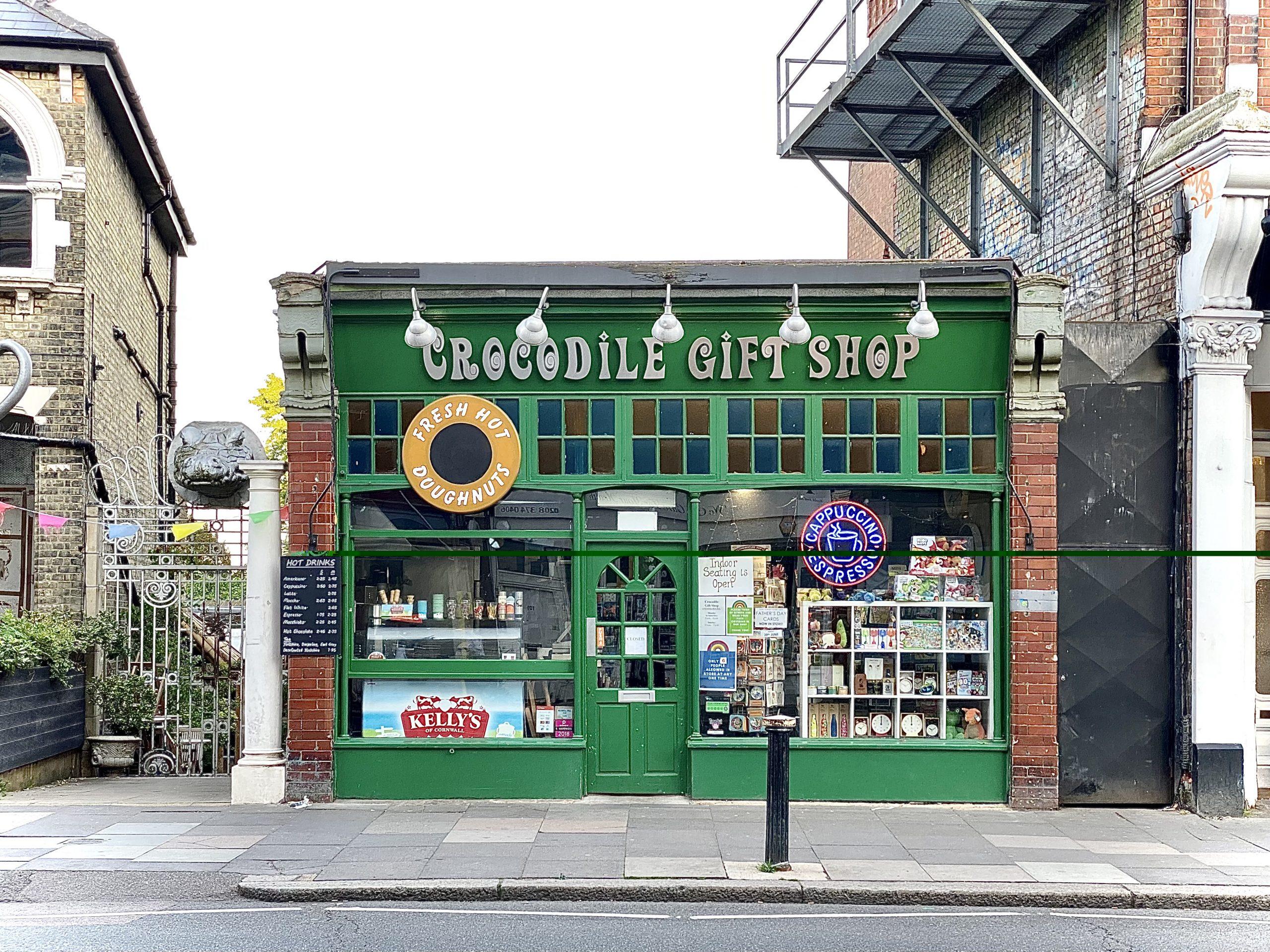 Crocodile Gift Shop 2021