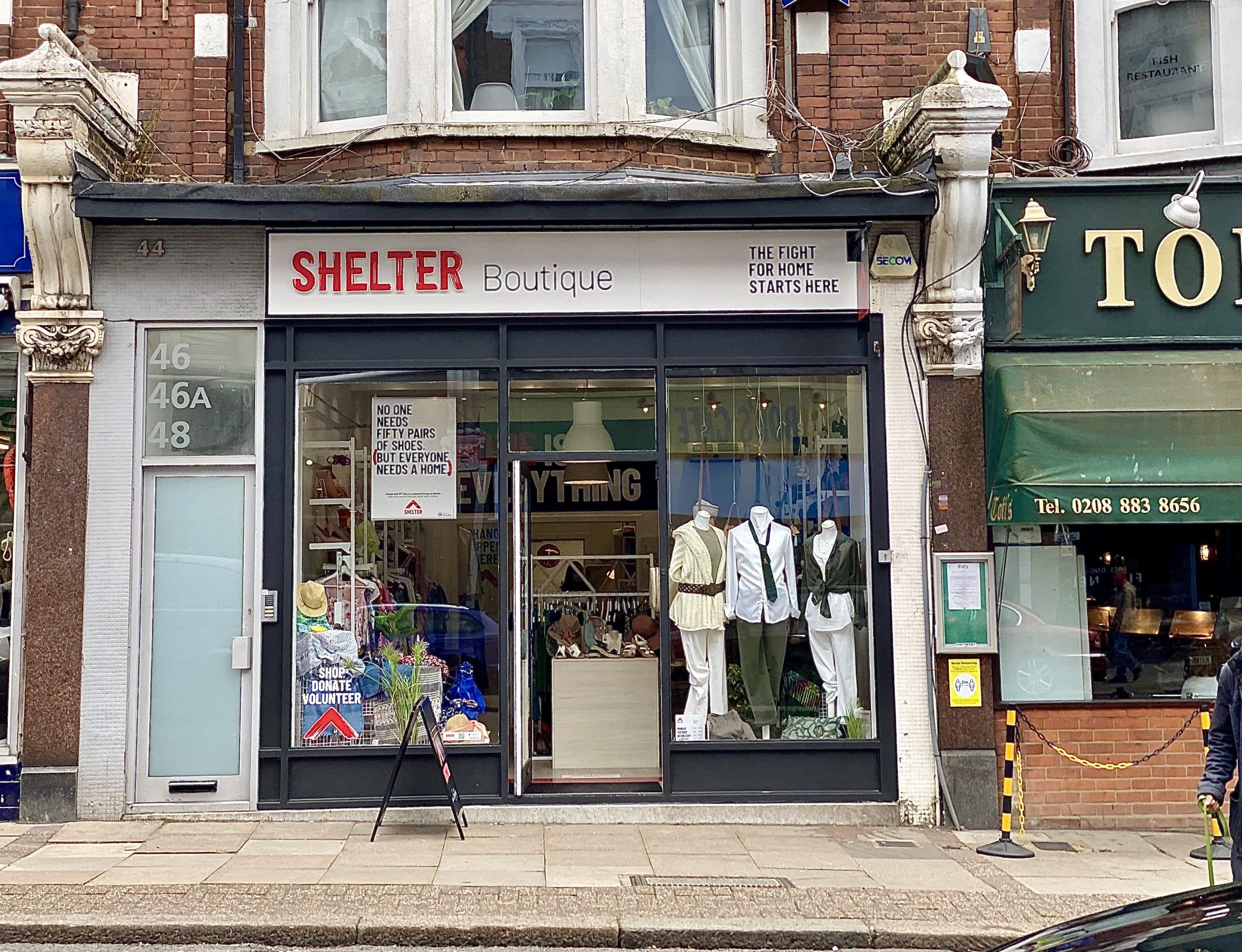 Shelter Boutique July 2021